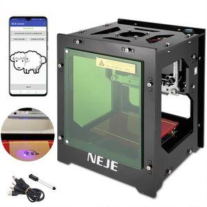 KIT GRAVURE 1000mW Machine de découpage au laser Outils de gra