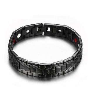BRACELET - GOURMETTE Bracelet  homme Bijoux -   Aimant Tendance Sauvage