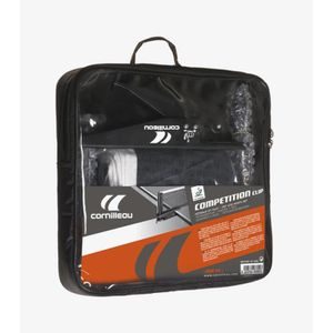 FILET TENNIS DE TABLE CORNILLEAU CLIP ITTF - POTEAUX FILET TENNIS DE TAB