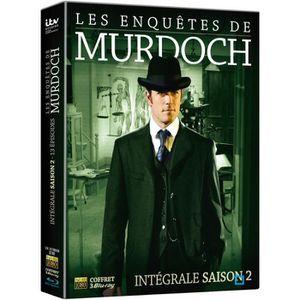 BLU-RAY SÉRIE Blu-Ray Coffret les enquêtes de Murdoch, saison 2