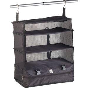 VALISE - BAGAGE Organisateur de valise & penderie - Version XXL