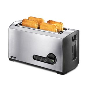 grille pain toaster achat vente pas cher soldes. Black Bedroom Furniture Sets. Home Design Ideas