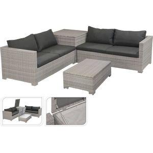 Ensemble canape angle de jardin - Achat / Vente fauteuil ...