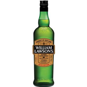 WHISKY BOURBON SCOTCH Whisky William Lawson's Beer Finish - Blended whis