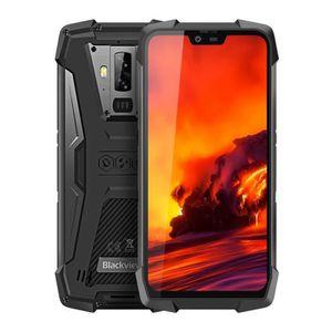 SMARTPHONE Blackview BV9700 Pro,6GB+128GB,Téléphone anti-mobi