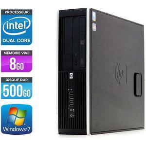 UNITÉ CENTRALE  HP Elite 8100 SFF - Intel G6950 - 8Go - 500Go