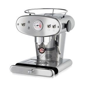 MACHINE À CAFÉ ILLY MACHINE À CAFÉ ESPRESSO CAFÉ MOULU X1 INOX