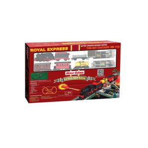 CIRCUIT GOLDEN BRIGHT - Set de Train Royal Express sans fi