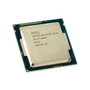 PROCESSEUR Processeur CPU Intel Dual-Core G3440 SR1P9 3.3Ghz
