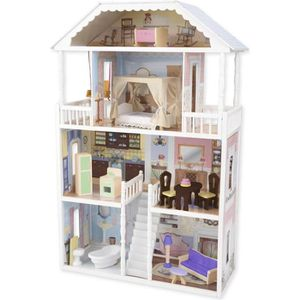 MAISON POUPÉE KIDKRAFT-65023- Maison de poupées Savannah Dollhou