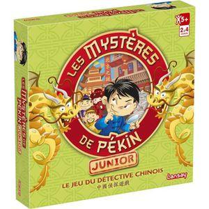 JEU SOCIÉTÉ - PLATEAU LANSAY Les Mysteres De Pekin Junior