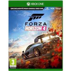 JEU XBOX ONE Forza Horizon 4 - Jeu Xbox One