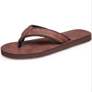NEUF MUSTANG Hommes Chaussures Mules Sandales Sabots Messieurs Sandale Chaussures en cuir