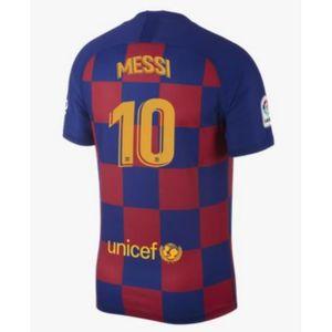MAILLOT DE FOOTBALL Nouveau Maillot Nike Enfant FC Barcelone Domicile