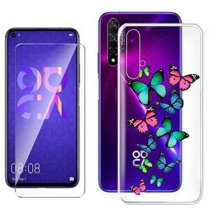 COQUE - BUMPER verre trempé + Coque Pour Huawei nova 5T 6.26