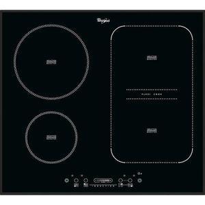 PLAQUE INDUCTION ACM816BA WHIRLPOOL Taque à induction 58 cm, 4 zone