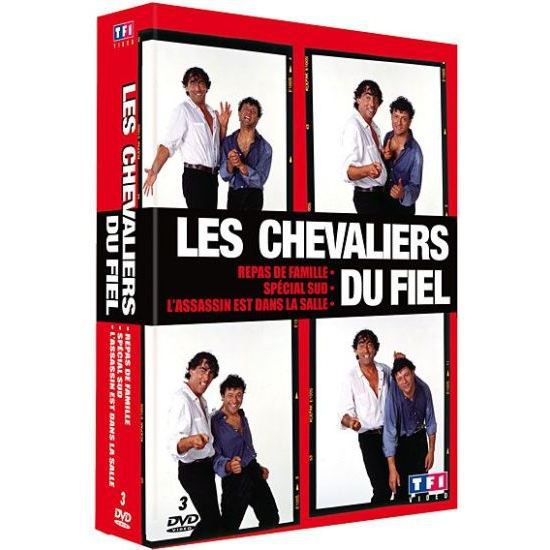 dvd les chevaliers du fiel repas de famille en dvd. Black Bedroom Furniture Sets. Home Design Ideas