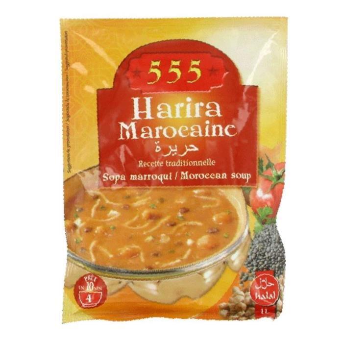 555 Soupe marocaine - 115 g