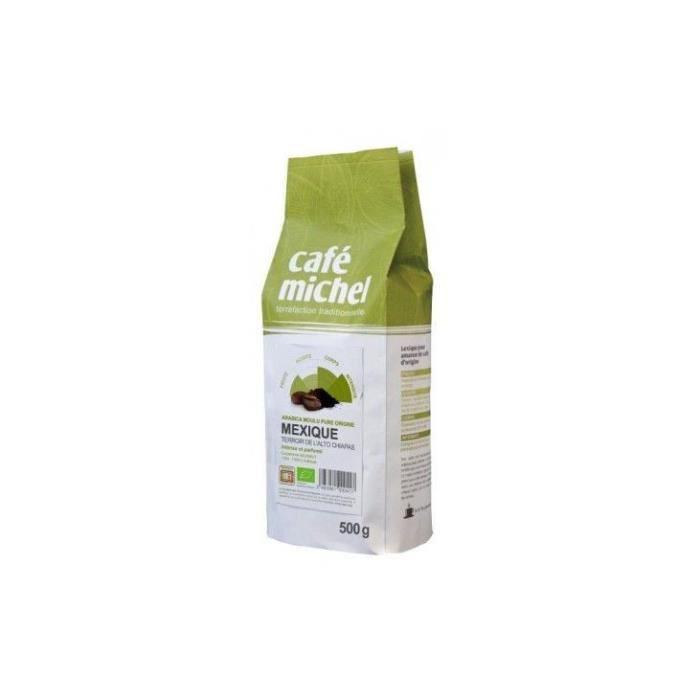 Café Mexique grains MH 500gr