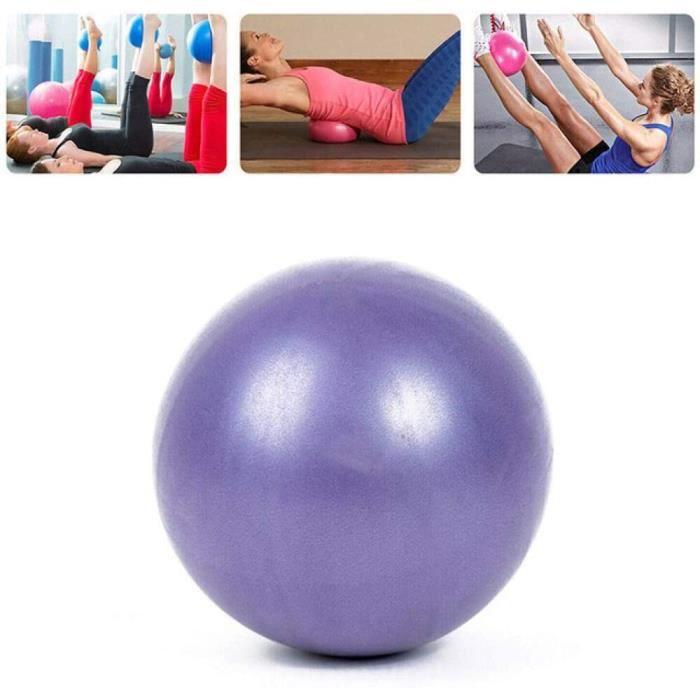 JJ Pilates Yoga Sports Ballons de Yoga Bola Pilates Fitness Gym Balance Fit Ball Exercice Pilates Workout Massage Ball pour Home1655