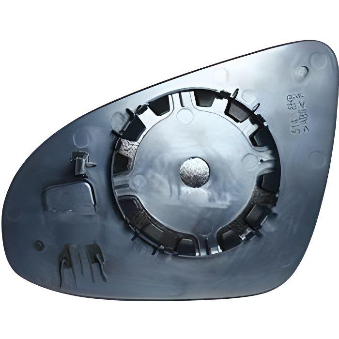 Miroir Glace rétroviseur droit CITROËN C1 II depuis 2014 gt, à clipser, Neuf.