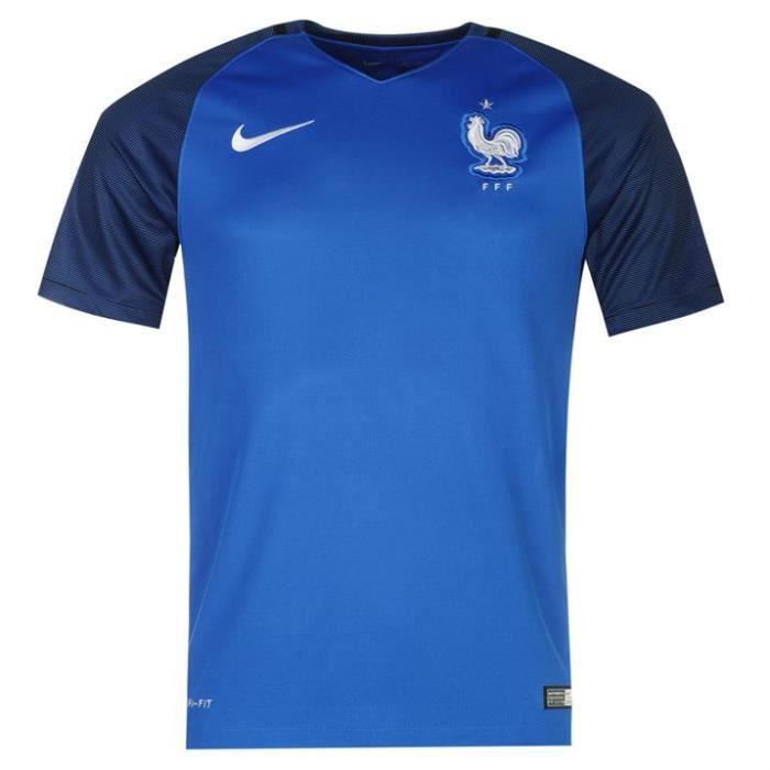 Maillot Officiel Nike France Home Euro 2016