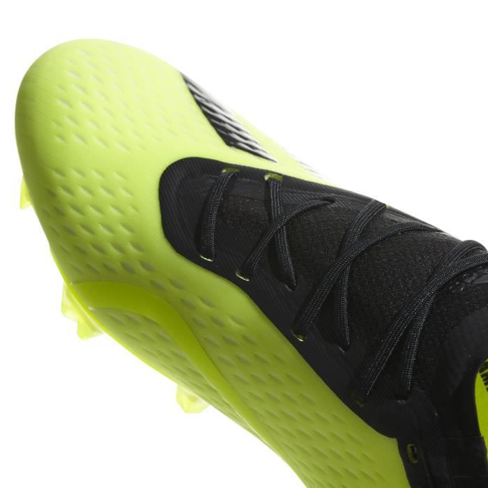 Chaussures de football adidas X 18.1 FG