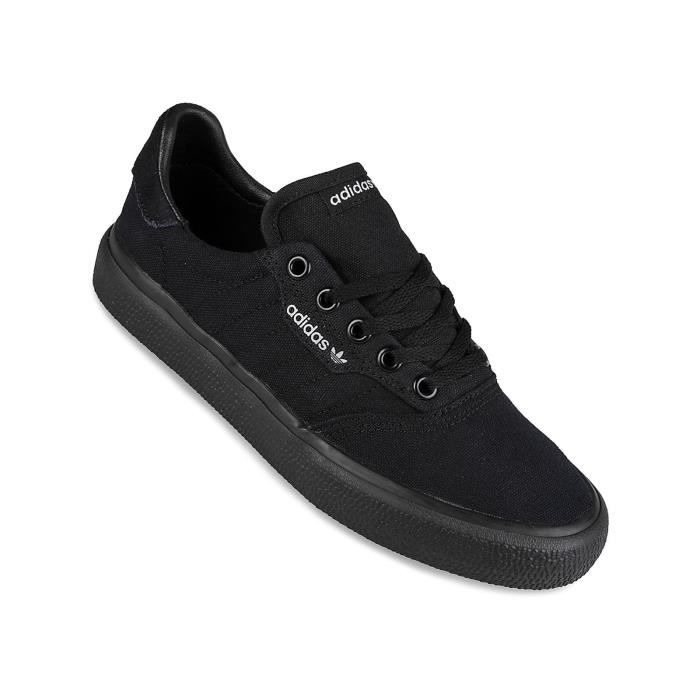 Chaussures Adidas 3MC Core Noir Gris Two F17