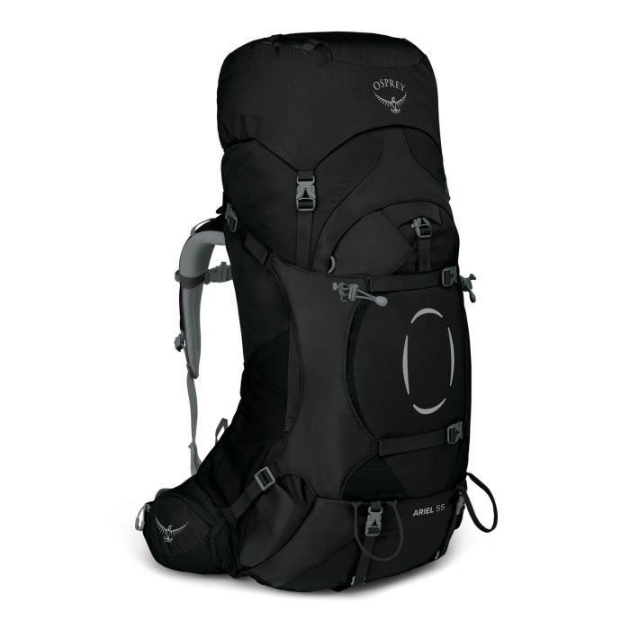 Osprey Ariel 55 XS / S Black [123231] - sac à dos sac a dos