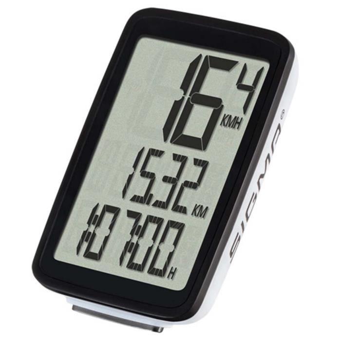 Ordinateur de vélo Pure 1 ATS de Sigma
