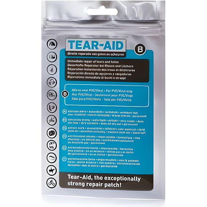 Kit de réparation tissu Tear Aid Type B