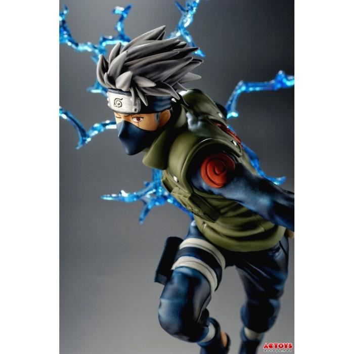 Figurine Naruto Shuppuden - Kakashi Hatake XTRA - 22cm