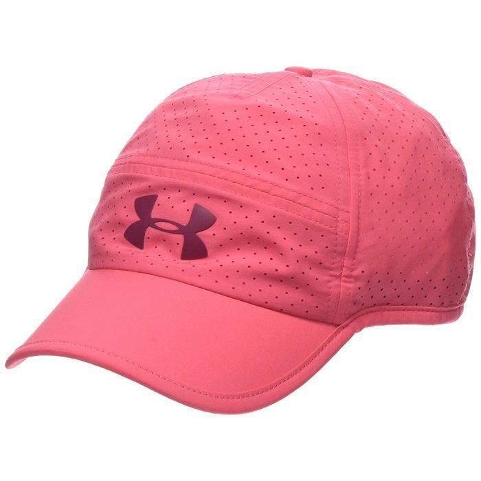 Under Armour W Golf Driver Cap Casquette Femme, Rose, Taille Unique - 1328547-853