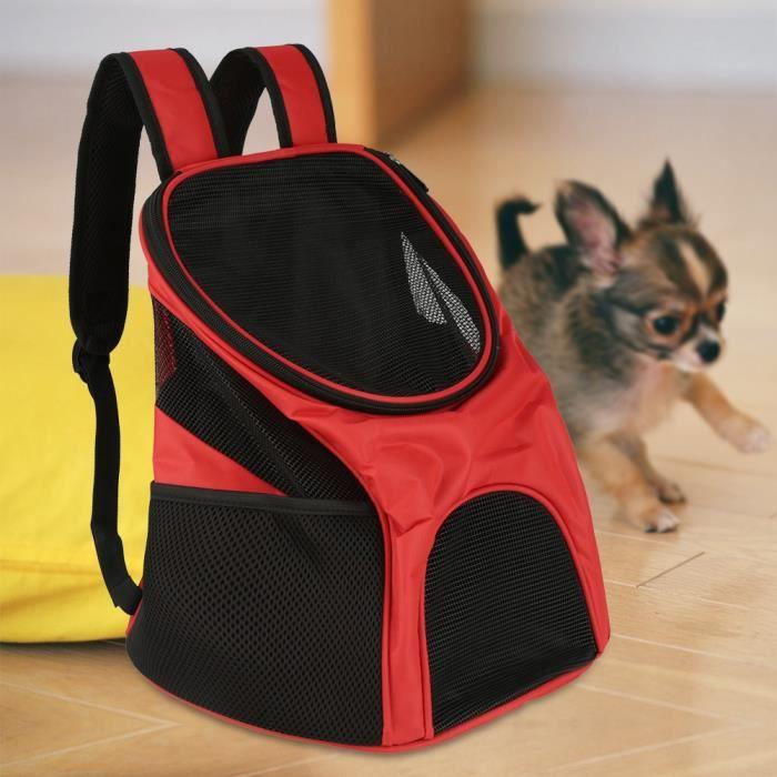 Panier Sac Transport pour Chien - Sac a dos pour chien, chat , Confortable TUN2