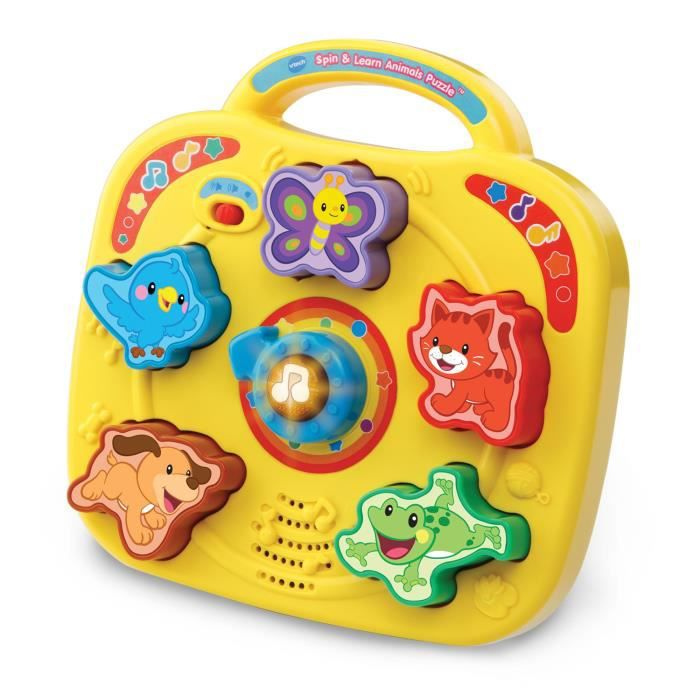 Vtech Baby First Animal Puzzle Toy 2JE5QW