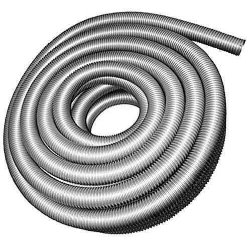 Wessper Tuyau annelé Souple Multi-usages (32 mm) – 3m Longueu