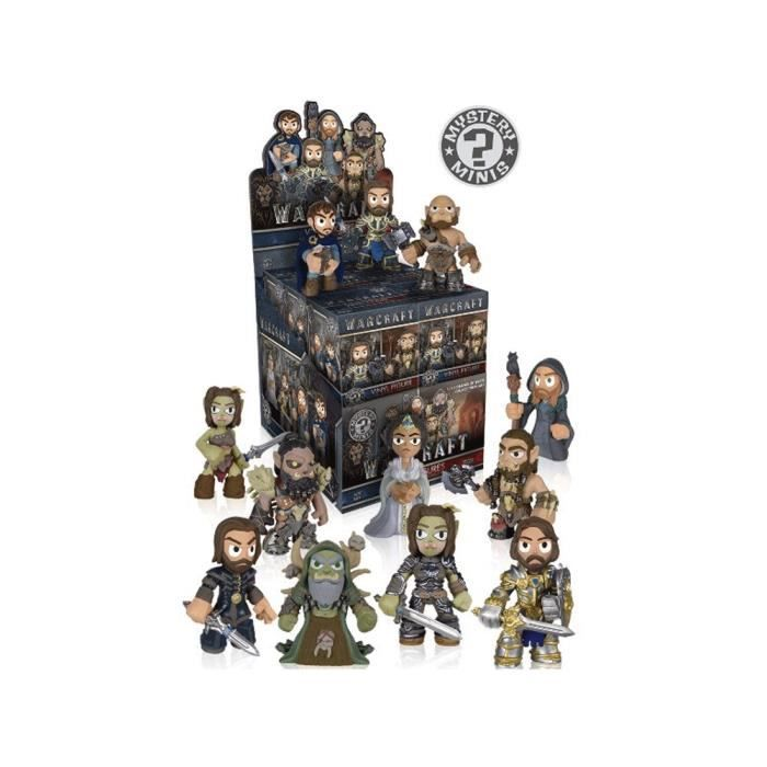 FIGURINE - PERSONNAGE Figurine World of Warcraft Movie Mystery Minis - 1
