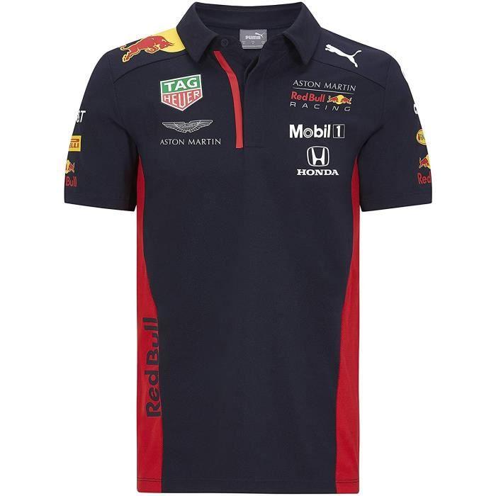 Polo Homme Aston Martin Sponsor F1 Racing