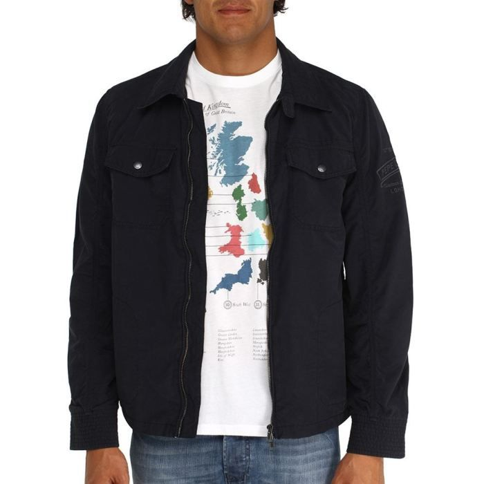 Jean Pepe Homme Pepe Jeans Blouson Homme