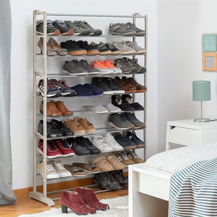 Shop Story Meuble Range Chaussures 45 50 Paires Achat Vente Meuble A Chaussures Shop Story Meuble Range C Cdiscount