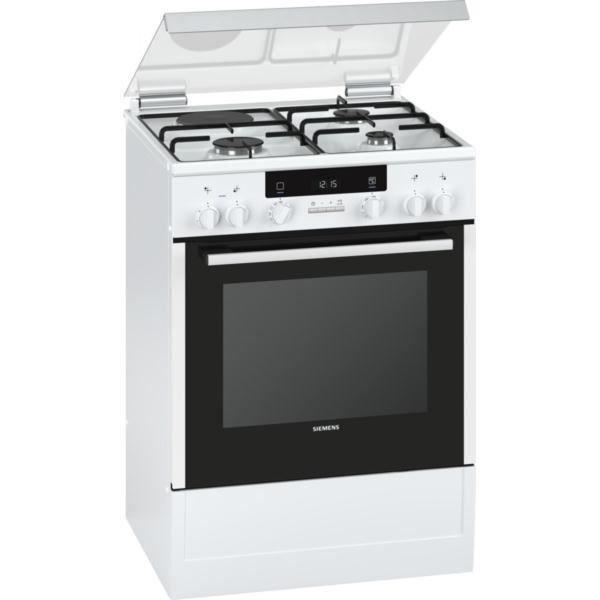CUISINIÈRE - PIANO Cuisinière mixte SIEMENS HX85D220F
