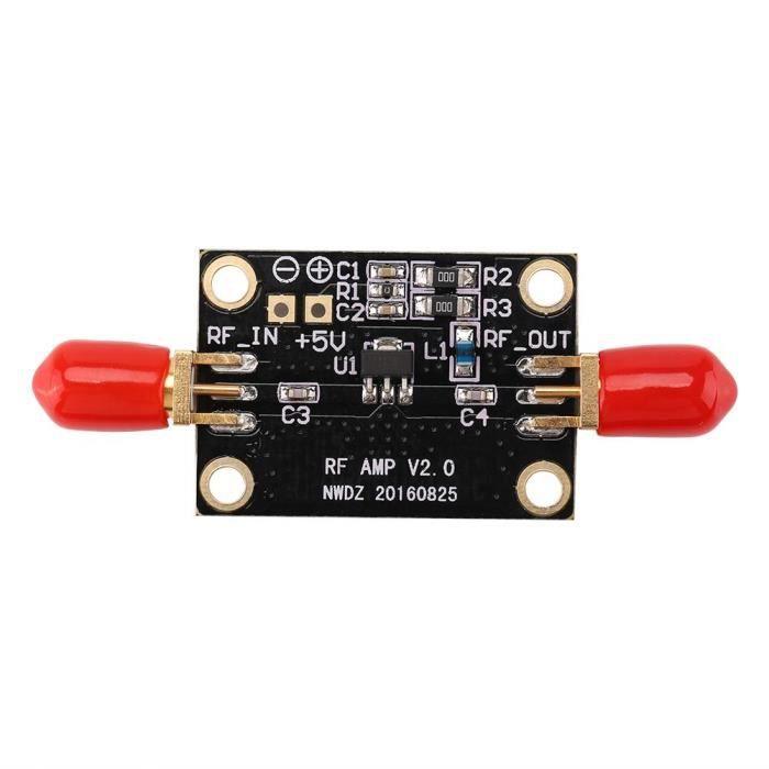 KIT AMPLIFICATEUR Amplificateur Radiofréquence à Faible Bruit LNA 0.