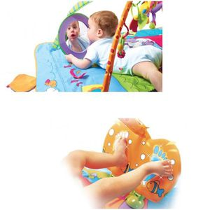 Tapis d eveil tiny love achat vente pas cher - Tapis d eveil tiny love move and play ...
