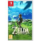 JEU NINTENDO SWITCH The Legend of Zelda : Breath of the Wild Jeu Switc