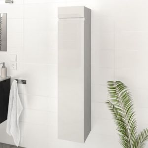 COLONNE - ARMOIRE SDB LUNA / LIMA Colonne de salle de bain L 25 cm - Bla