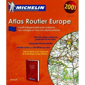 guide routier michelin 2012 france. Black Bedroom Furniture Sets. Home Design Ideas
