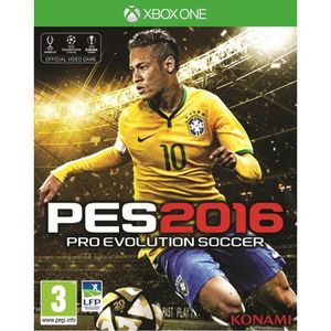 JEUX XBOX ONE PES 2016 Edition Day 1 Jeu Xbox One