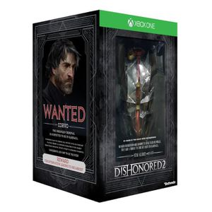 JEU XBOX ONE NOUVEAUTÉ Dishonored 2 Edition Collector Jeu Xbox One