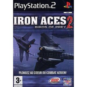 JEU PS2 IRON ACES 2 Birds of Prey