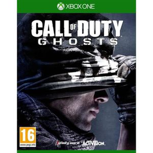 JEUX XBOX ONE Jeu Xbox One Call of Duty Ghosts